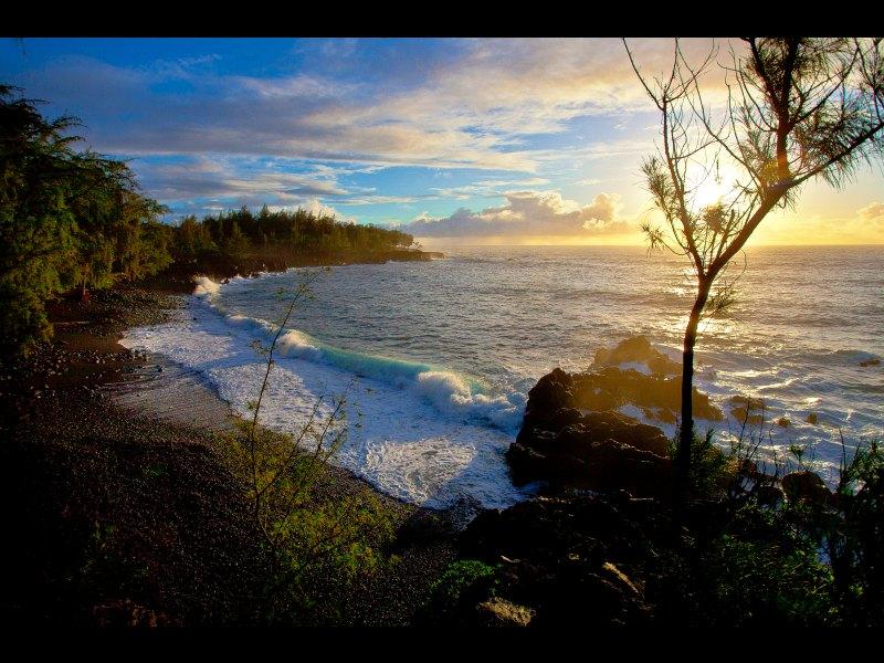 Clothing Optional Big Island Hawaii